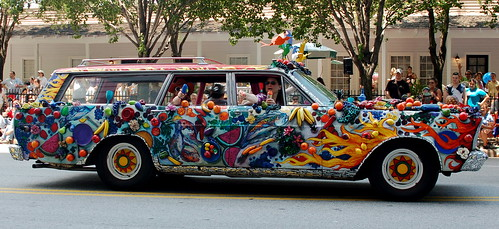The Fruit Mobile by Jackie Harris