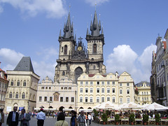 Prague, Old Town Square (Pulicciano) Tags: bridge republic czech prague charles pulicciano