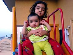 Sorry? lolz (Imran Khan - Always Pakistan First) Tags: family pakistan playing cute home smiling kids fun angels excitement zainab aisha tk guia abdullah sialkot mashaallah zeeimran420 jugnoo neikapura khaledmehmood mianapoora
