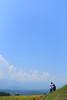 青空の夏雲