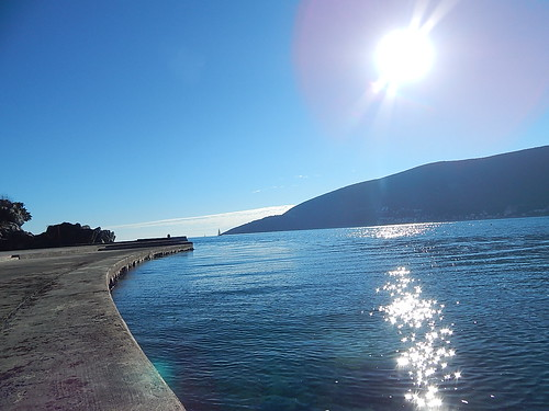 Coast of Herceg Novi