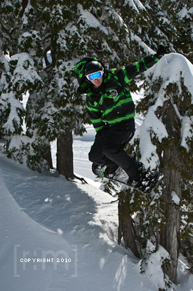 Super Cypress Spring Skiing