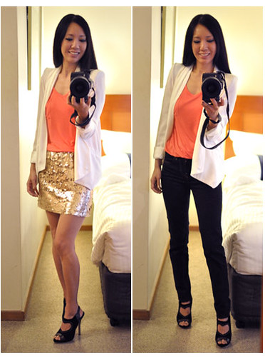 Australian Fashion Week - Hotel Outfit