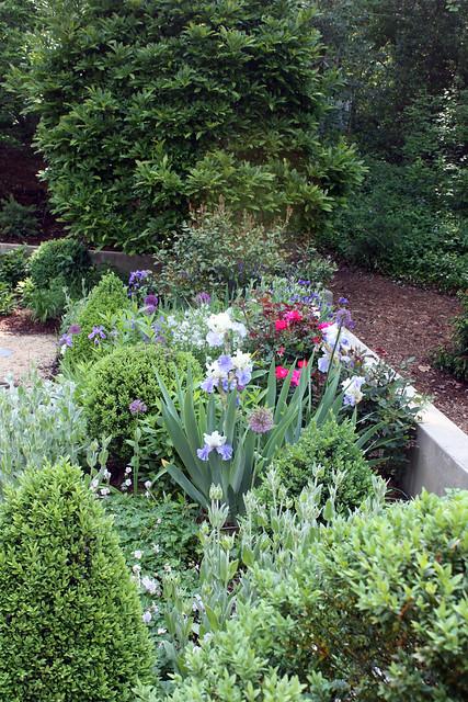 Greewood garden, cool palette