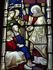 St John's Church window 5