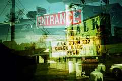 Kingman Arizona (ho_hokus) Tags: arizona xpro crossprocessed az 35mmfilm e6 chinonbellami kingman kingmanarizona c41 kodakelitechrome100