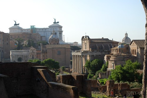 Shot from our honeymoon visit to Roma, Italia