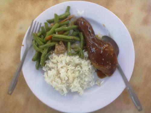 RM5 mix rice