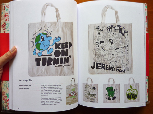 The Tote Bag by Jitesh Patel
