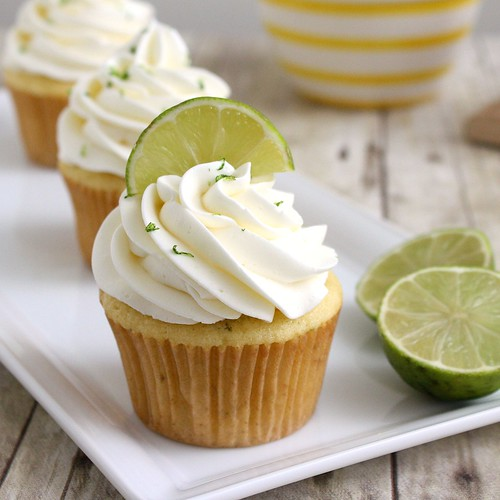 Margarita Cupcakes | Tracey's Culinary Adventures