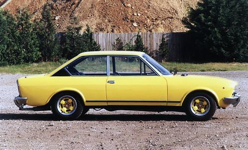 Fiat 124 CC Coupe