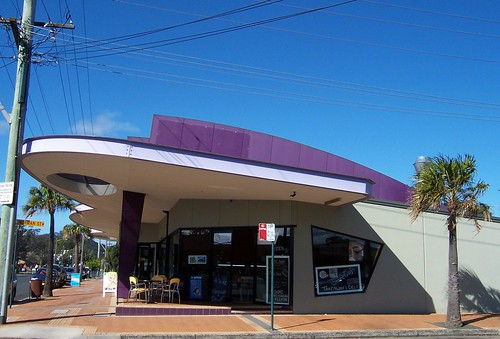 Purple People Eater West Street Umina