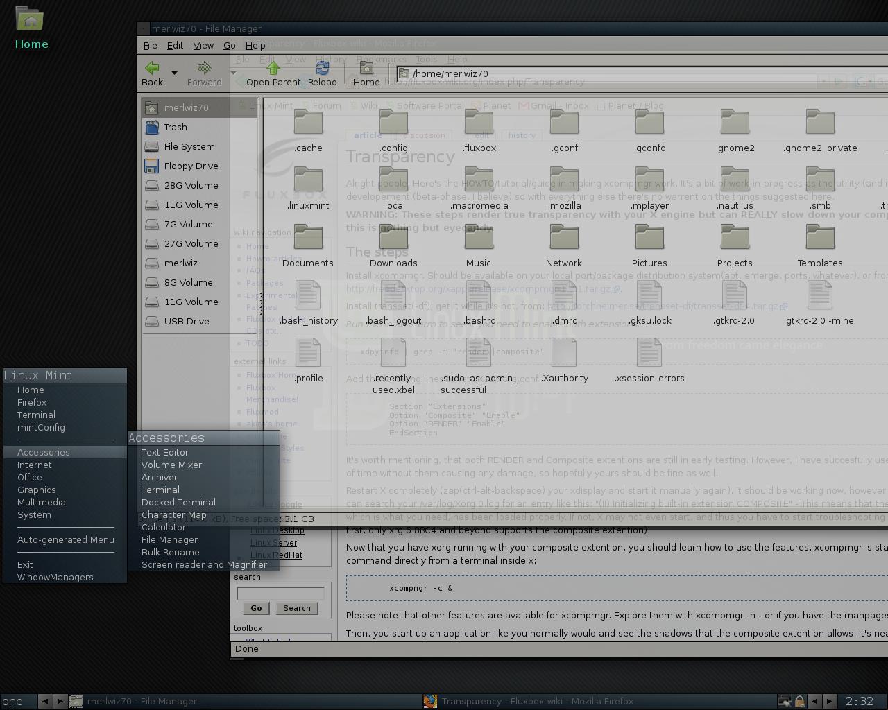 Mint Fluxbox?? - Page 3 - Linux Mint Forums