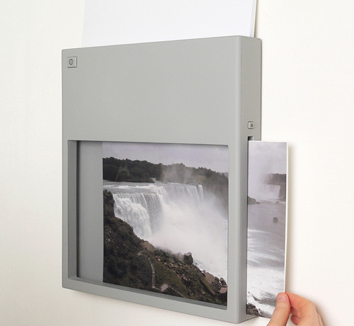 wireless wall mounted printer