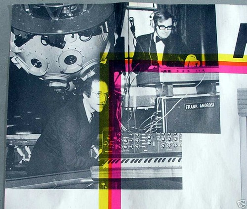 1972 Moog Minimoog Synth Brochure / Matrix Synth