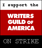 Support the Writers On Strike by DraconianOne.