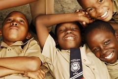 _D204644 (anthonyasael) Tags: school boy playing black girl smiling children fun island happy education uniform running kingston jamaica learning caribbean reggae rasta educate asael artinallofus anthonyasael