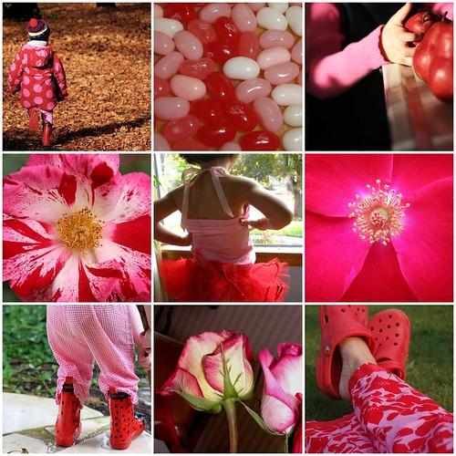 RED+PINK: Week 17 -- Sunday, November 4 - Saturday, November 10