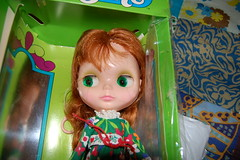 in the same box since 1972 (jodache) Tags: doll box redhead kenner blythe bangs 1972 harte