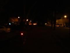 Na ciclovia ÀS ESCURAS do Campo Grande