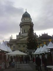 Weihnachtsmarkt am Gendarmenmarkt 1