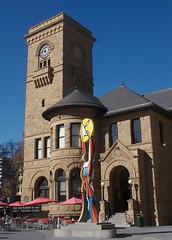 San Jose clock tower