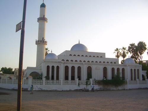 Mosque, Massawa island