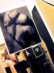 darkroom:. i  film (saikiishiki) Tags: blue dog white black love film me darkroom dark grey paw room gray weimaraner anji enlarger uncropped  pictureofapicture bwphoto  weim greyghost  metapic bwprint squidoo weimie wetprint anjitillemans wetbw weimaranerpaintingcom weimaranerart harrypaw starpaw weimaranerpaw chanhispaw  waimarana weimaranerartist weimaranerphotography weimaranerphotographer saikiishiki