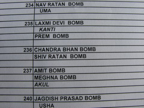 The Bombs two Puja-Aditya wedding Nov 07