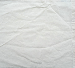 Canvas texture (allispossible.org.uk) Tags: white texture design graphic background cream pale canvas textile cotton crease wrinkle creamy wrinkled creased