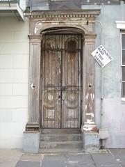 one door (anthonyturducken) Tags: door new one puerta orleans louisiana district neworleans central business porte cbd onedoor yourfavorites portello