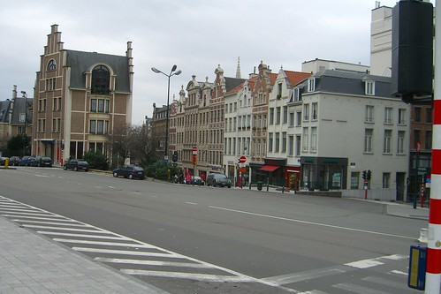 Brussels: A Tour of  Marolles and  Sablon