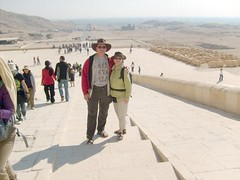 Egypt, Day 4, Hatshepsut's Funeral Temple (9)