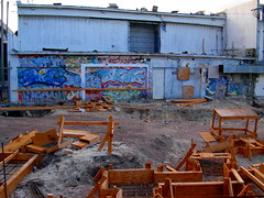 (ExcuseMySarcasm) Tags: urban streetart art graffiti florida grafiti graf graffito piece graffitis