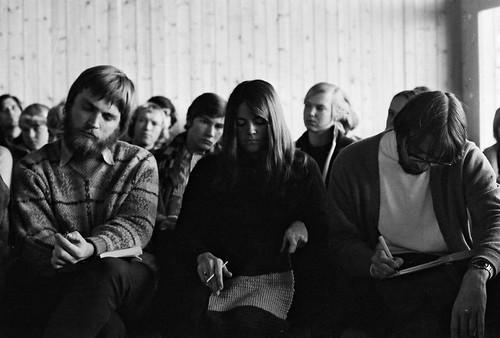 L'Abri 1971 - Chapel