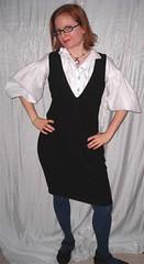 1-8-08 (sewyerown) Tags: blue wardroberemix blouse jumper patrones bwof