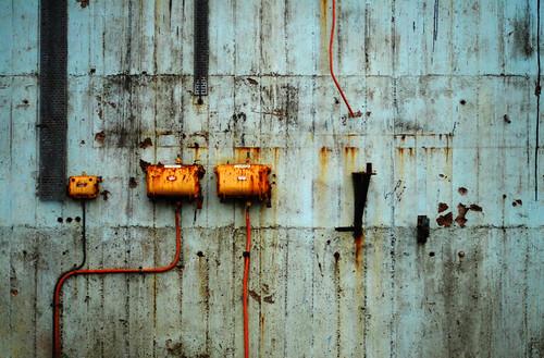 Grungey Wall