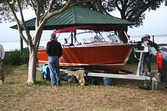 Antique Boat 1 (Timothy Totten) Tags: ferranpark eustis125thcelebration carandboatshow marciaarnold