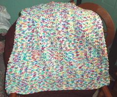LOVELY blanket from Sara