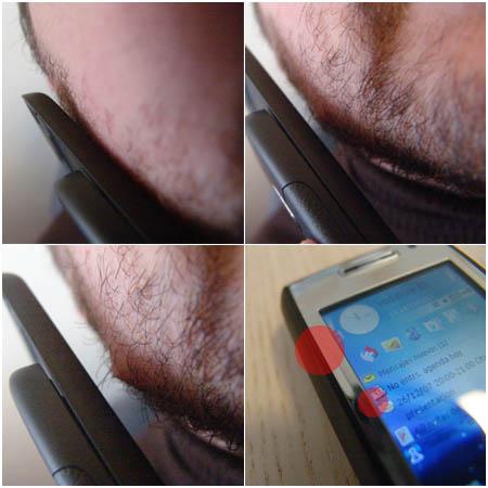 Collage afeitadora