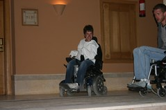 Wheelchair Race - Makadi Palace (raceer) Tags: bay wheelchair egypt palace hurghada egypten makadi gypten