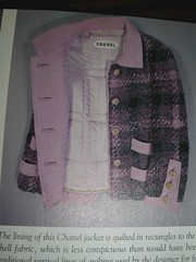 a Chanel type jacket