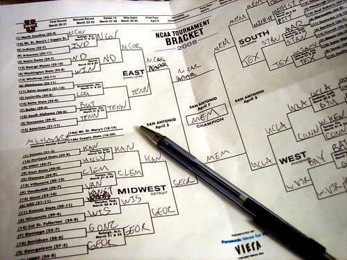 2008 NCAA Bracket
