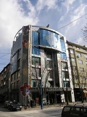Hotel 'Les Fleurs' (Klearchos Kapoutsis) Tags: architecture buildings hotel sofia bulgaria balkans