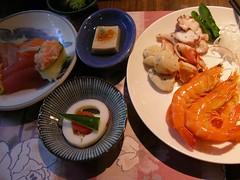 欣葉日式料理中山店 - 第一盤