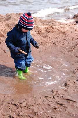 owens puddle dance