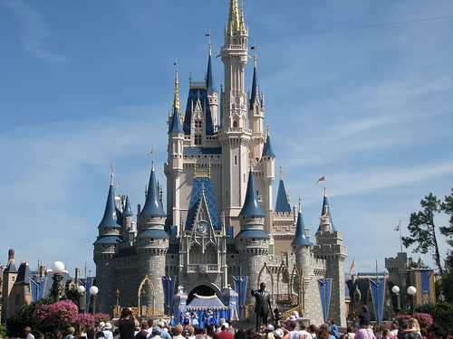 Cinderella's Castle - Walt Disney World by Cinderella's Castle - cd.harrison