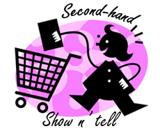 second hand shopping challenge