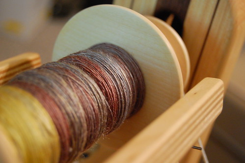 Bamboo bobbin