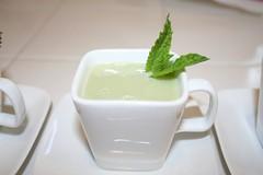 Amuse Bouche: Cold Soup